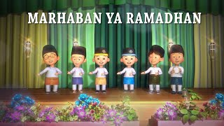 MARHABAN YA RAMADHAN I Lagu Ramadhan Versi Upin Ipin DKK