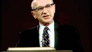 Milton Friedman - Persuasion vs Coercion