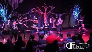Hip Hop Team- Halloween Showcase 2019