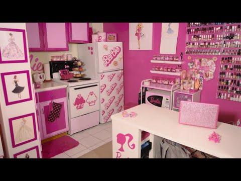 Barbie HOUSE TOUR with Azusa