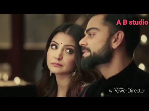 Virat Kohli. And Anushka Sharma Songs New Version O Karam Khudaya Hai Tujhe Mujhse Milaya Hai