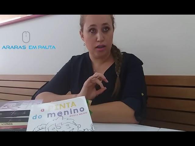 Entrevista Jessica Milato - Escritora e Autora