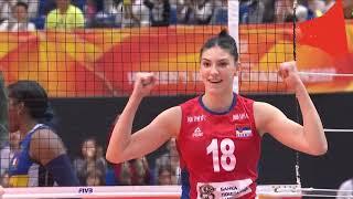 WWCH 2018: Player of the Finals - Tijana Bošković