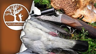 Bushcraft Hunting Wood Pigeons