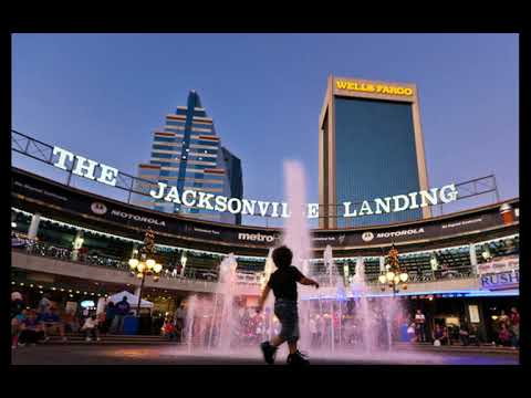 The Jacksonville Landing, festival marketplace near Jacksonville Riverwalk