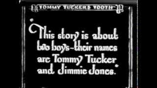 """Tommy Tucker's Tooth"" (1922)- Walt Disney's Laugh-O-Grams"