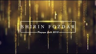 Gala Dinner for Shirin Fozdar Programme at SMU