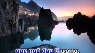 Con Duong Chua Da Di Qua Karaoke