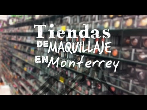 Tour Tiendas de Maquillaje en Monterrey/El Rincón del Labial