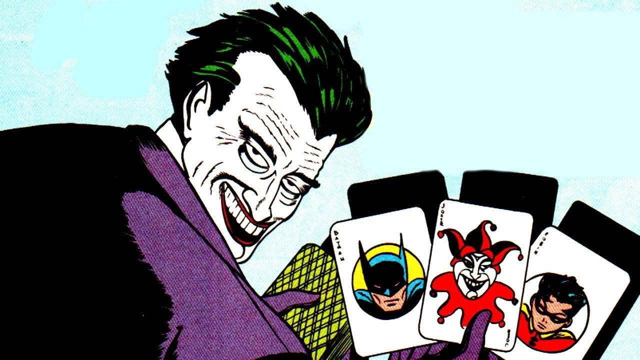 Resultado de imagem para joker first appearance comic