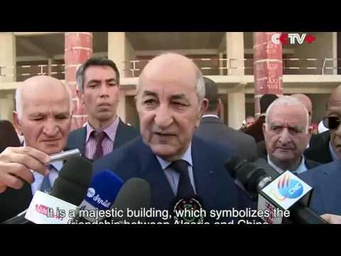 China membina Masjid ke3 Terbesar Di DUNIA akan Siap di Algeria