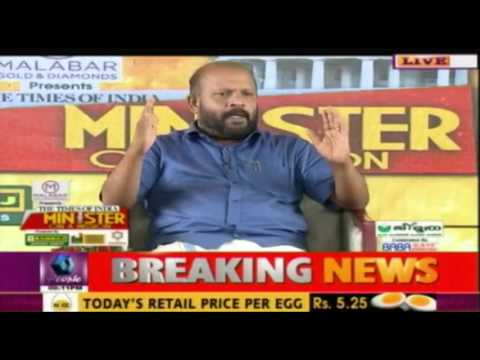 Minister On A Mission: Agriculture Minister VS Sunil Kumar | 9th July 2016