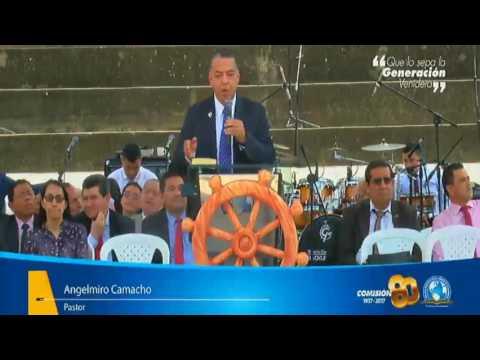 Convención IPUC Bucaramanga 2017 PREDICA Rev. Angelmiro Camacho 13/04/17