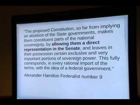Fundamentals of Constitution-as-Law 09/28/12