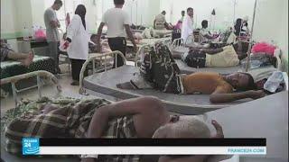 وباء الكوليرا يواصل انتشاره في المدن اليمنية