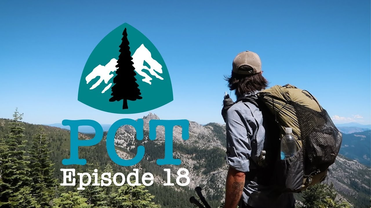 PCT 2018 Thru-Hike: Episode 18 - Crossing  Into Oregon