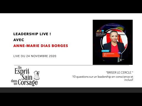 Download ITW LEADERSHIP LIVE ! Anne-Marie DIAS BORGES 241120