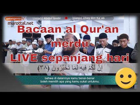 Murottal Quran Merdu Sepanjang Hari