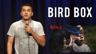 Stand Up Comedy - Bird Box Netflix