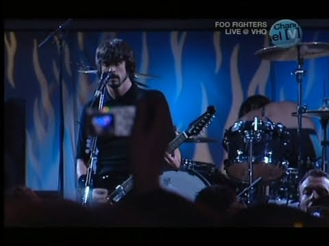 Foo Fighters - 2005-05-30 | Channel V Studios, Sydney, Australia