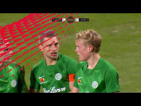 Viborg FF - Hvidovre IF 1-0