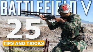 Battlefield 5 Pro Tips and Tricks - Improve Your Game [Battlefield v Guide]