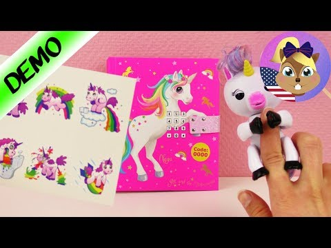 3 new Highlights for UNICORN fans | Unicorn Lover Tattoos, Diary & Electronic Toy