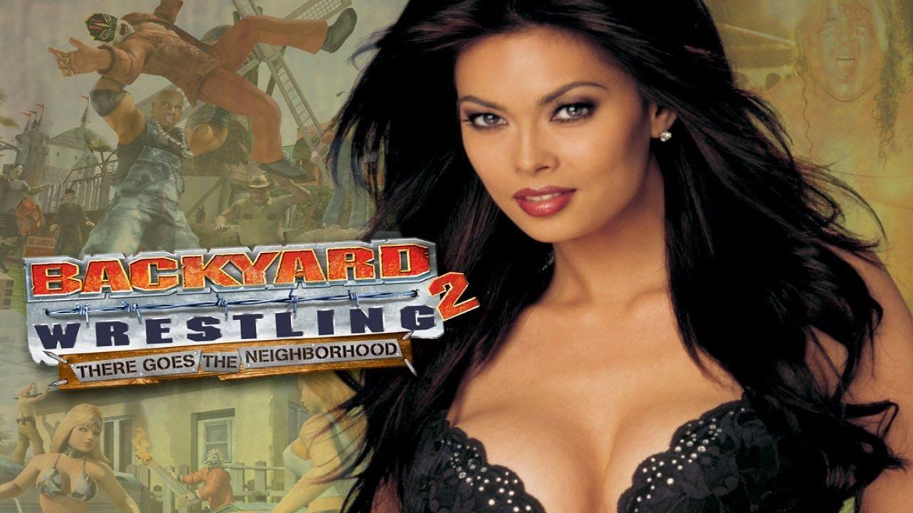 Xbox - Backyard Wrestling 2 - YouTube