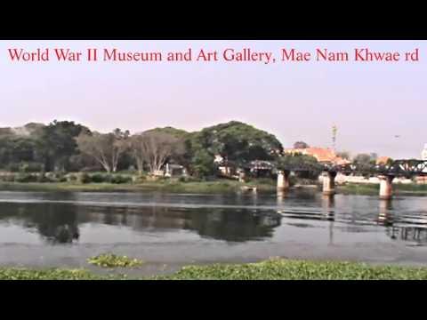 Kanchanaburi Town, World War II Museum and Art Gallery, Kanchanaburi Province,  Thailand. ( 49 )