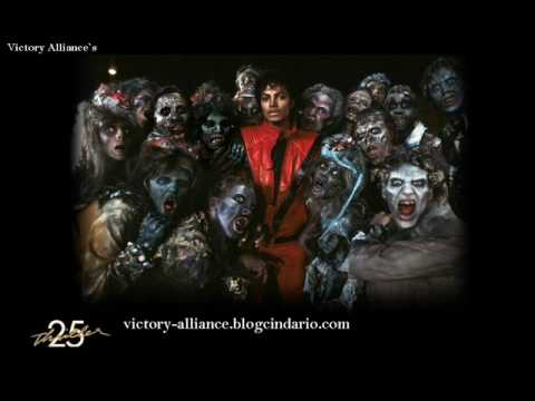 09.- Victory Alliance Productions She`s Out In My Life (Thriller 25)