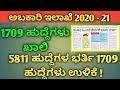 Today Karnataka Government Jobs Details