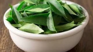 How to stop hair loss very fast with curry leaves and Re hair growth Hair Loss thumbnail