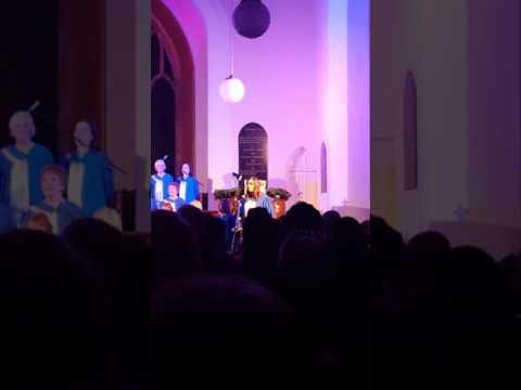 Castlebar Gospel Choir Concert 18th Dec 1916