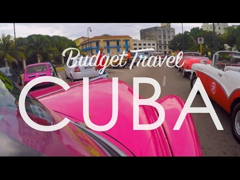 Budget Travel: Cuba