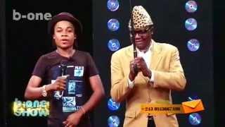 Dauphin Mbulamatadi Fally Ipupa Sosie, b-one Show Janvier 2015
