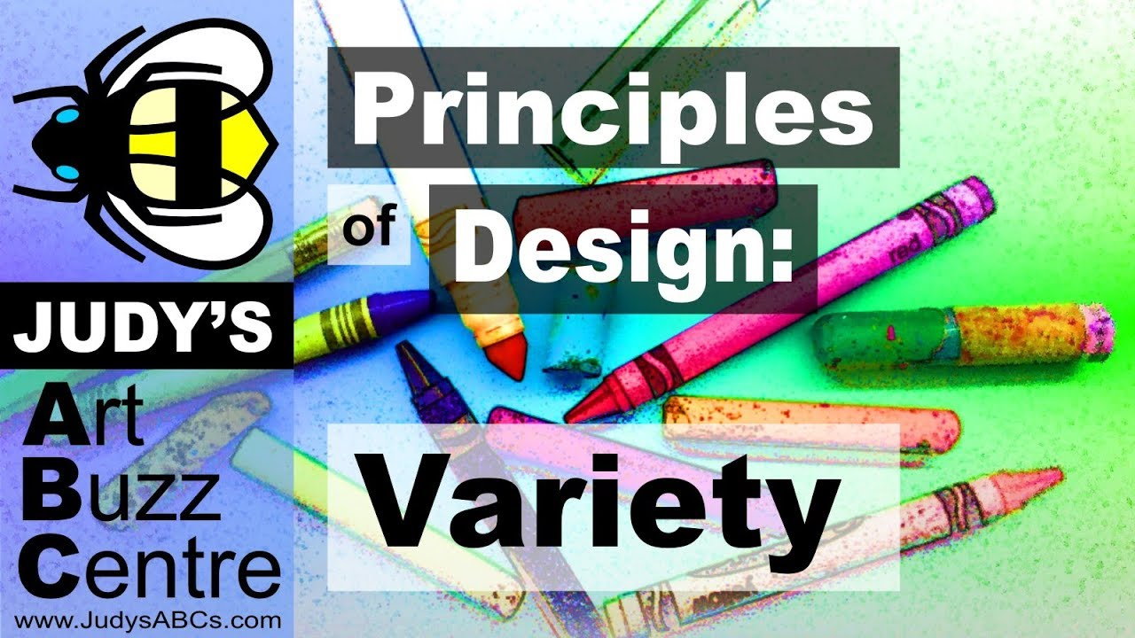 Principles of Design Part 09 Variety - YouTube