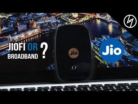 Why I ditched BSNL Wimax/Broadband for JIOFI M2S | CreatorShed