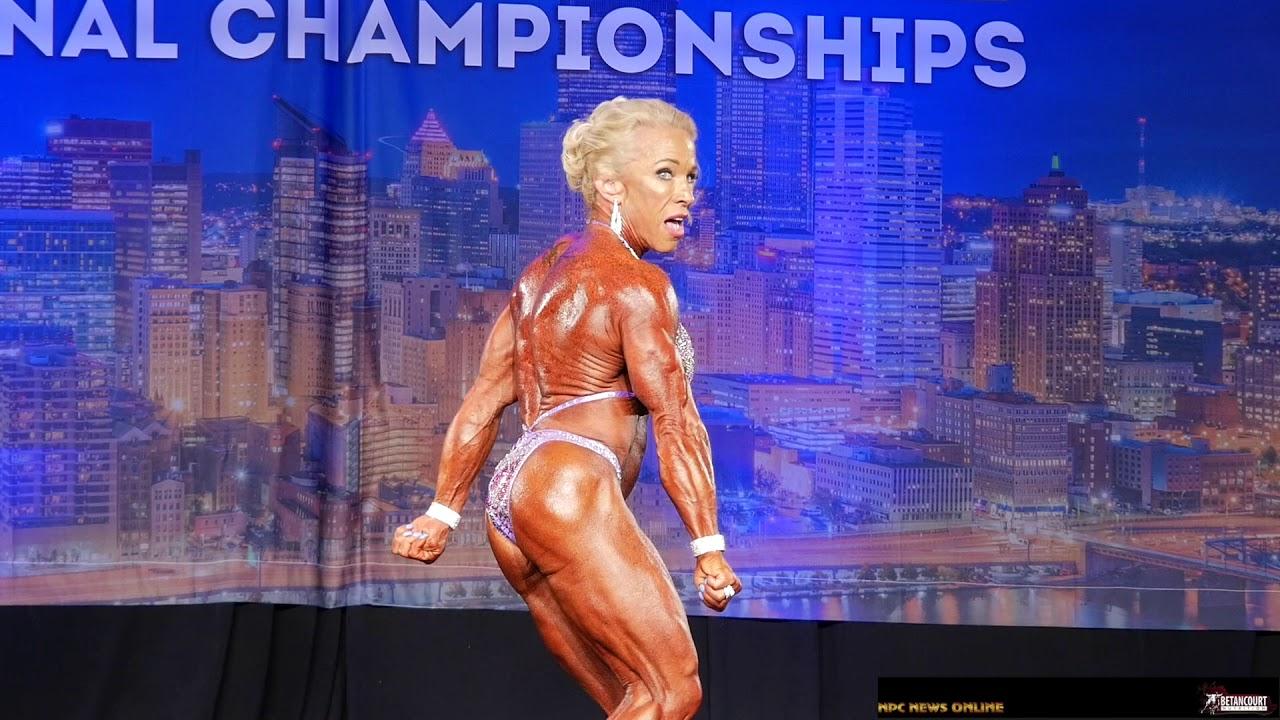 2019 NPC Teen Collegiate & Masters Nationals Women's Bodybuilding Finals &  Awards Pt 2