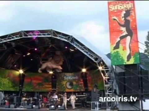 The Congos - Live at Rototom Sunsplash 2006