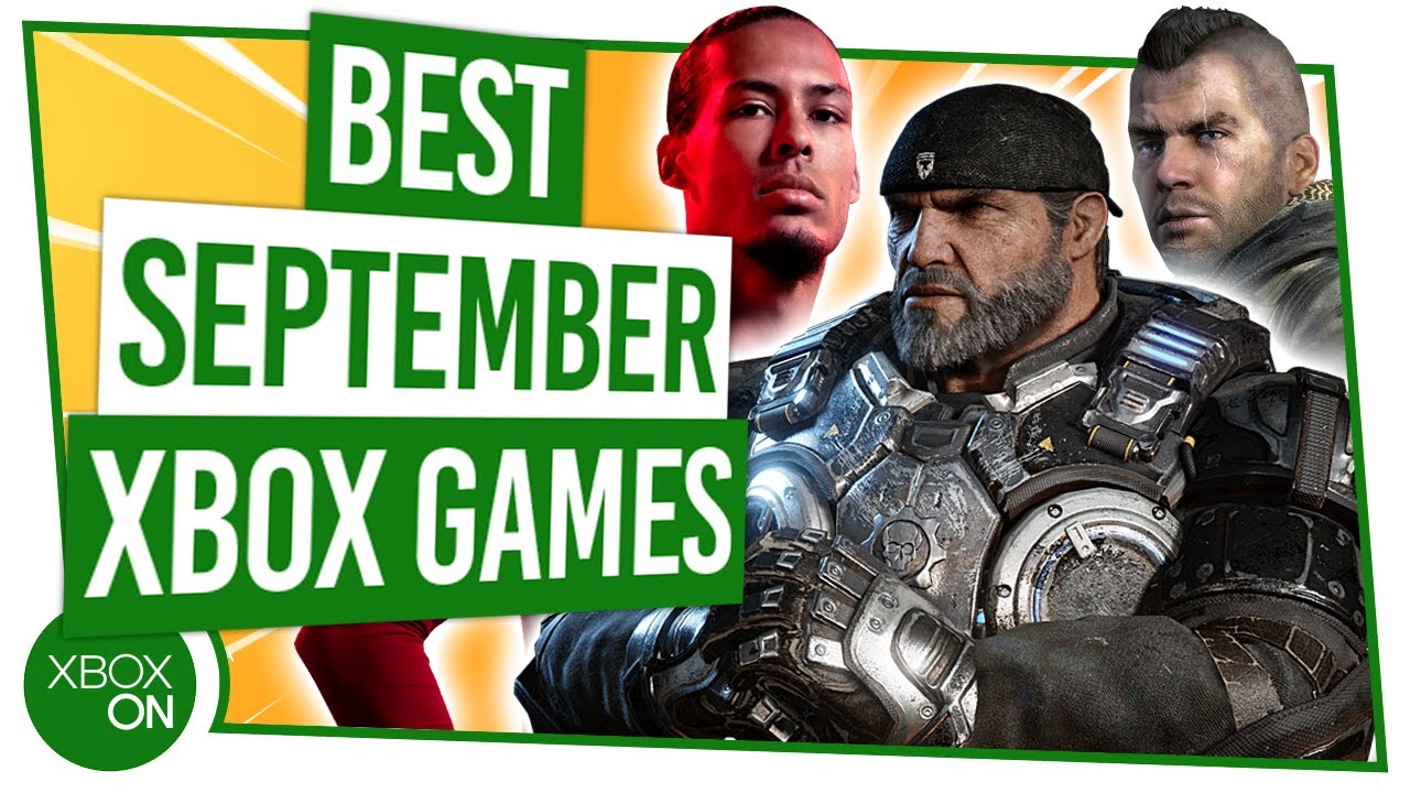 Os 10 melhores jogos para jogar na XBOX em setembro de 2019 + vídeo