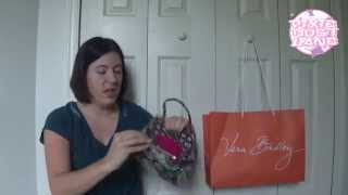 Vera Bradley | Online and Outlet Haul (September 2014)