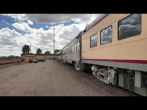 HVAC System for older Rail Car
