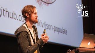 Eirik Vullum: JavaScript Metaprogramming - ES6 Proxy Use and Abuse | JSConf Budapest 2017