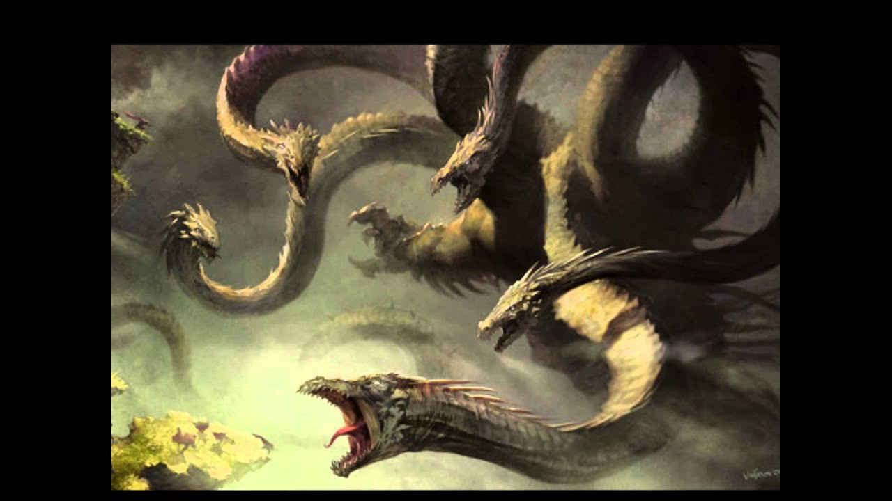 mythological monsters 2 youtube