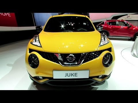 2015 Nissan Juke - Exterior and Interior Walkaround - Debut at 2014 Geneva Motor Show