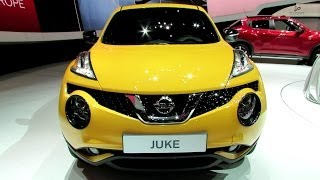 2015 Nissan Juke - Exterior and Interior Walkaround - Debut at 2014 Geneva Motor Show