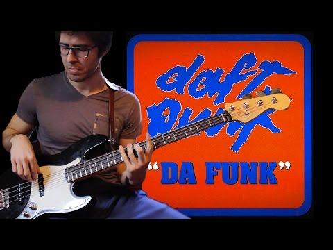 Daft Punk - Da Funk (Basscover)