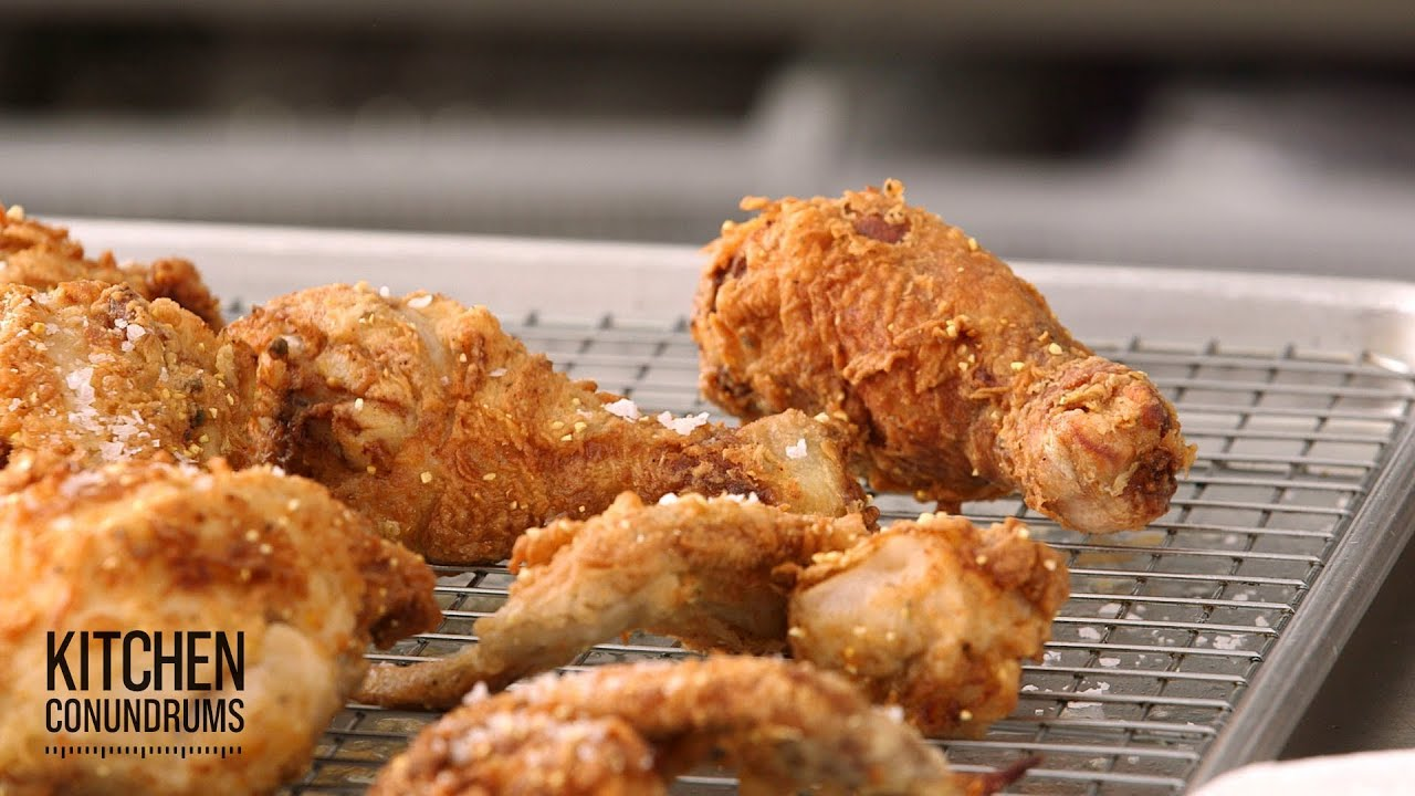 No-Fail Deep-Fried Chicken - Kitchen Conundrums with Thomas Joseph ...