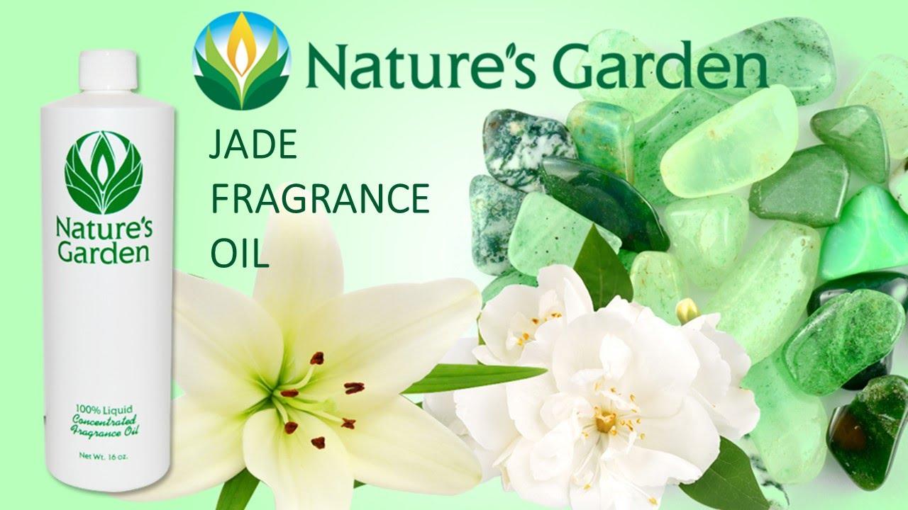 Jade Fragrance Oil Natures Garden Youtube