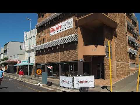 Cape Town Main Road Open Street: Woodstock